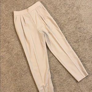 NWT ASOS tapered pants